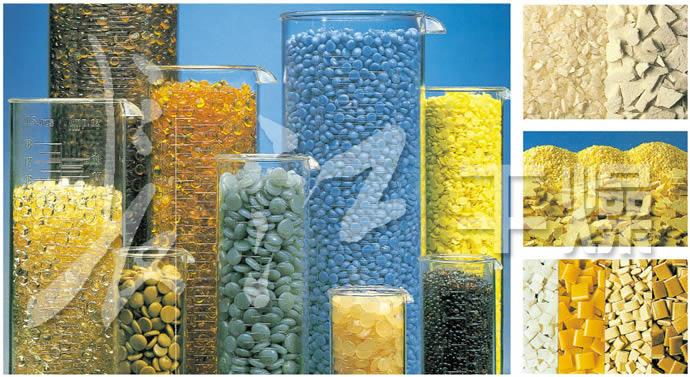 RL熔融造粒机干燥物料成品
